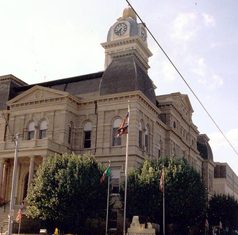 Allen County Court House