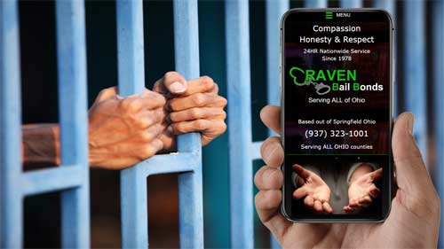 Speak to a Live Bail Agent Now in Wilmington, Ohio